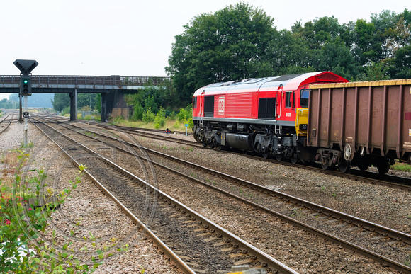 66128 6E53 Hatfield and Stainforth 22082017 - DSCF9838
