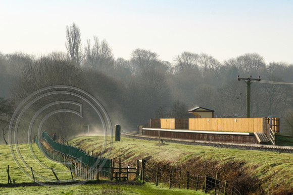 1 - Mist lifting over Burrs Country Park ELR 13032017 - DSCF6028